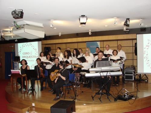 Coro e Orquestra Eletroacústica da FEP (Encerramento)