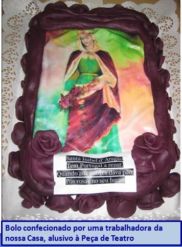 Bolo Isabel de Aragão